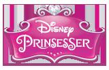 Disney Prinsesser navnelapper