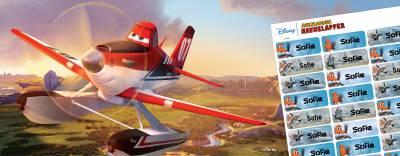 Disney Fly navnelapper