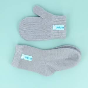 Strykelapper til sokker og vanter