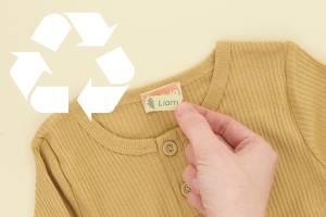Fire grunner til at gjenbruk av barneklær er kult