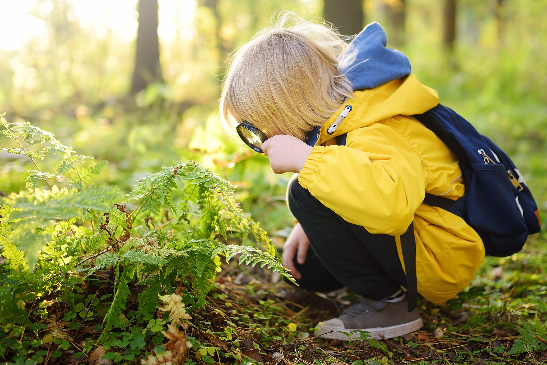 Våraktiviteter for barn