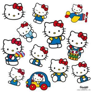 Reflekser med Hello Kitty