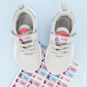 Merk skoene med Frost navnelapper