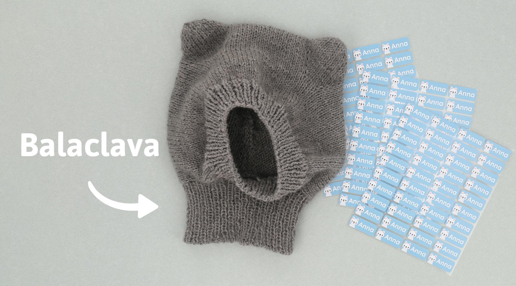 strikkeoppskrift for barn