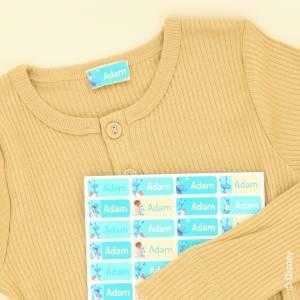 Merk klær og utstyr med Doc McStuffins navnelapper