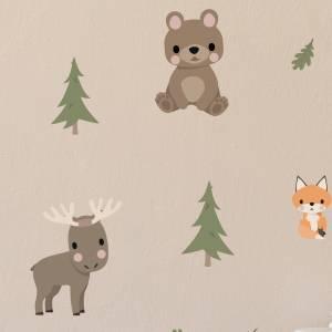 Wallstickers med elg