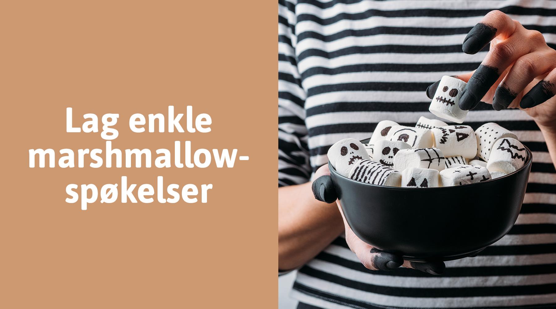 kreativ marshmallow